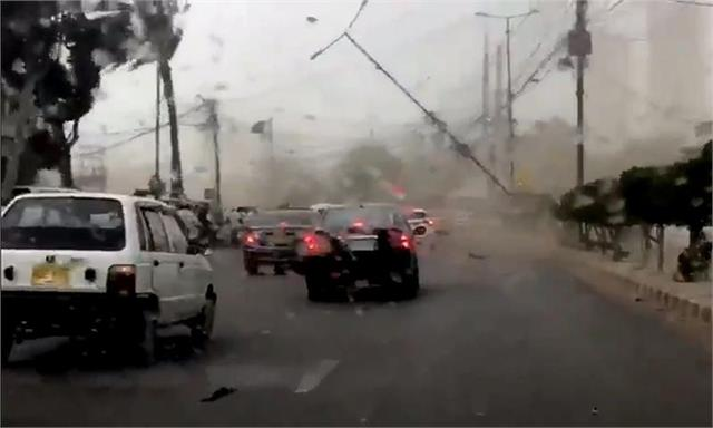 five killed six injured in rain related incidents in pak officials