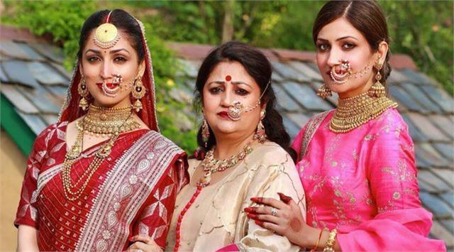 बेहद अनोखी थी यामी गौतम की शादी, मां की 33 साल पुरानी साड़ी को बनाया था 'शादी का जोड़ा'