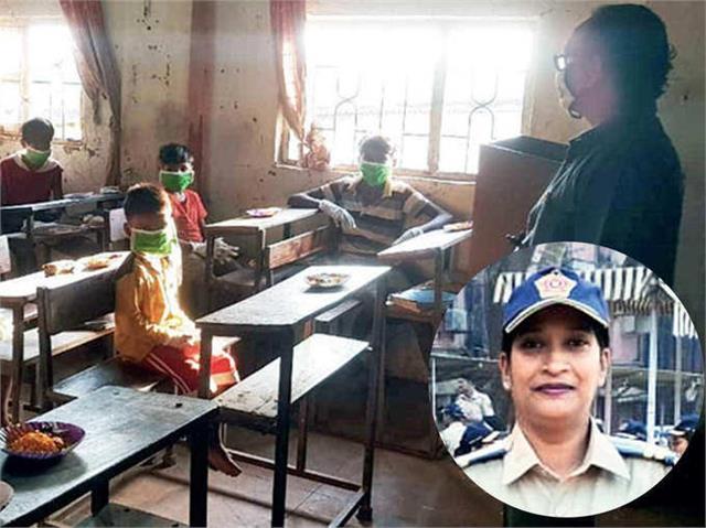 मुंबई पुलिस की 'मदर टेरेसा' रेहाना शेख, उठाई 50 बच्चों की पढ़ाई का खर्च