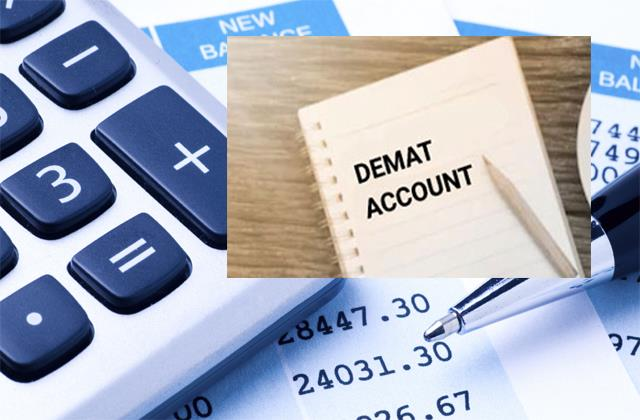 on an average 13 lakh new demat accounts opened every