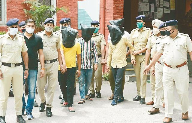 kidnapped a minor and demanded ransom of 50 lakhs