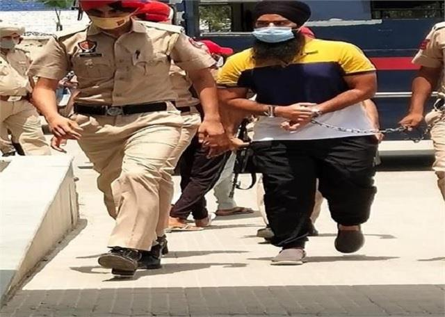 medical treatment of these gangsters in jail