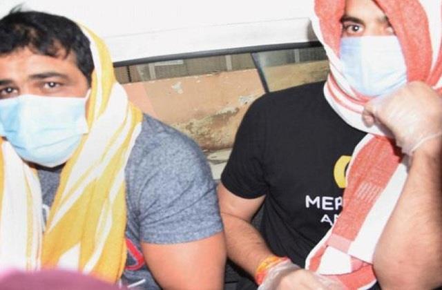 another associate of sushil kumari arrested