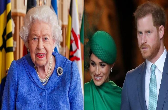 royal family congratulates harry meghan on birth of their baby girl