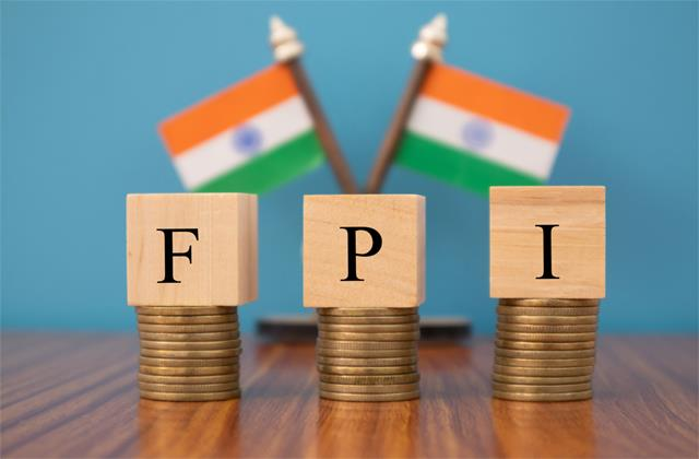 fpis pour rs 8 000 crore into indian stock markets in just four sessions