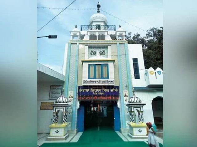 important news for devotees visiting gurdwara sri talhan sahib