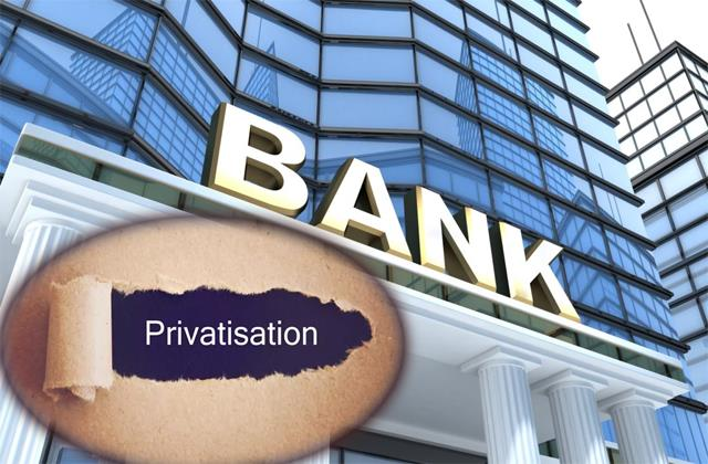 government may soon privatize these banks another name surfaced