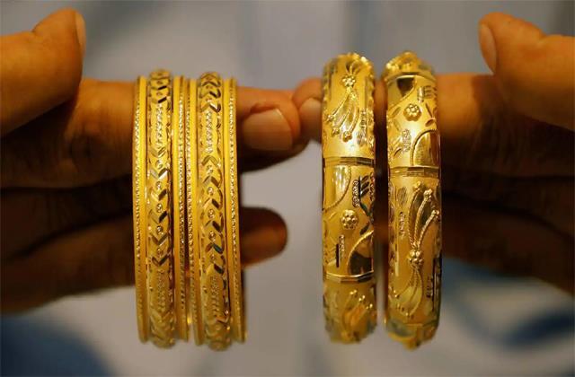 gold strengthened last week on matrimonial demand