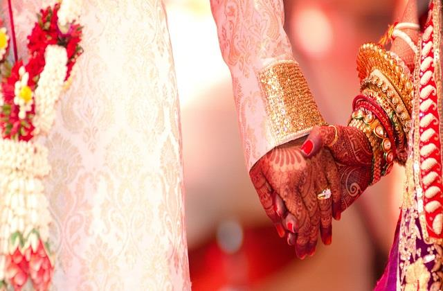 bride needs vaccinated groom for marriage