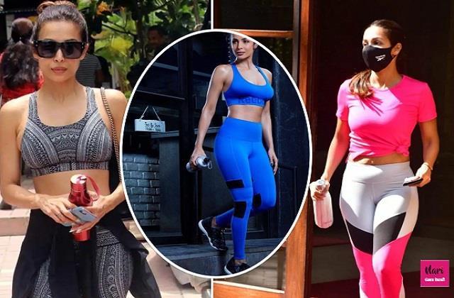 मलाइका अरोड़ा की 10 बेस्ट Gym Wears, कूल के साथ मिलेगा हॉट लुक