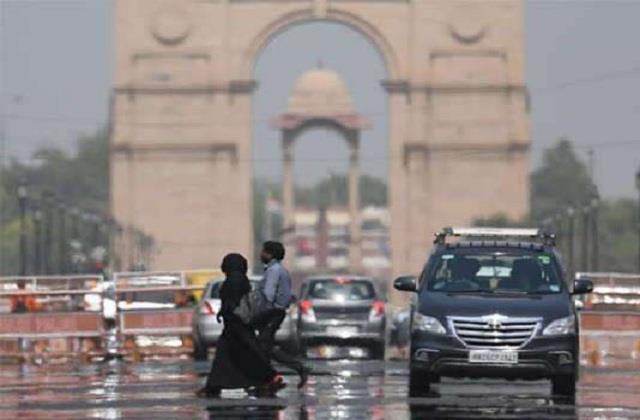 heat stroke new delhi