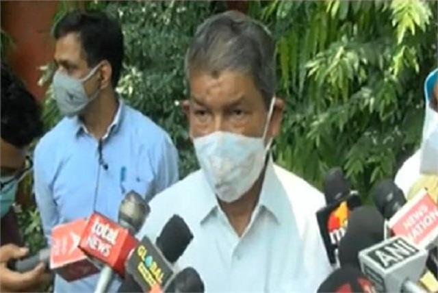 harish rawat made a big statement regarding navjot sidhu s