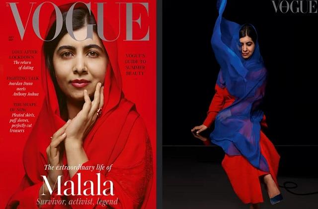 malala yousafzai s interview in  british vogue  sparks anger in pakistan