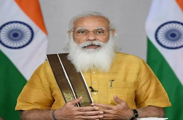 pm modi shares plan to create interesting opportunities in writing for youth