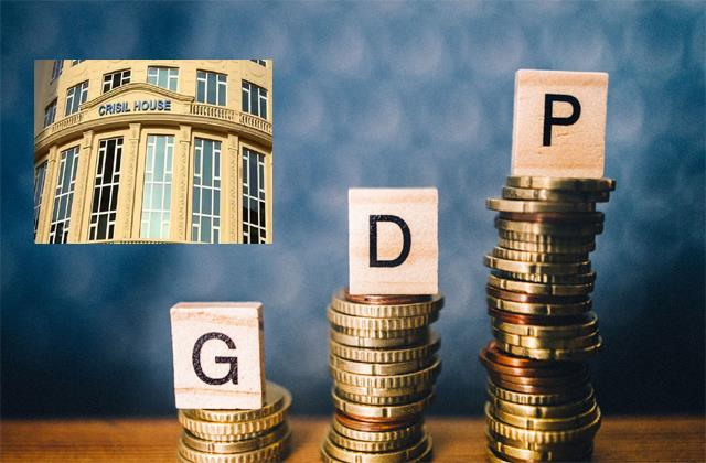 crisil cuts gdp growth forecast to 9 5