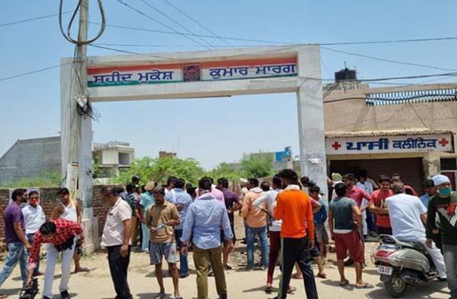 kotkapura gangwar case reality of young man died