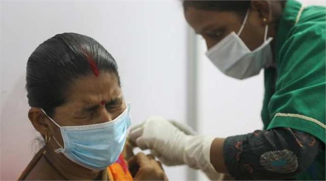 people were hesitant to get corona vaccine