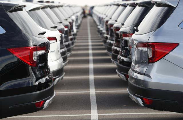 the second wave of covid 19 saw a huge in vehicle sales