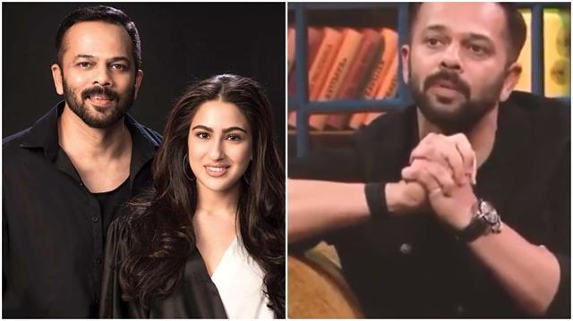 रोहित शेट्टी के पास हाथ जोड़ काम मांगने गई थी सारा अली खान, डायरेक्टर का खुलासा