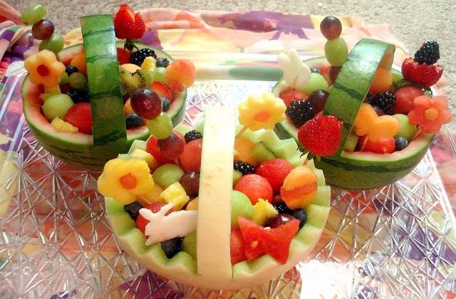 ऐसे करें Salad Decoration, बिना मुंह बनाएं बच्चे कर देंगे प्लेट खत्म