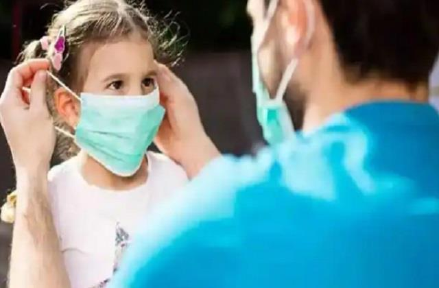 national news punjab kesari dst corona virus mask sheetalkumar jambad