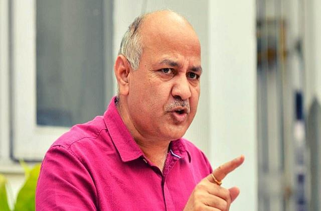 aap leader manish sisodia said  hard earned money should not be misused