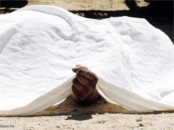deadbody of youth found in gobindsagar lake