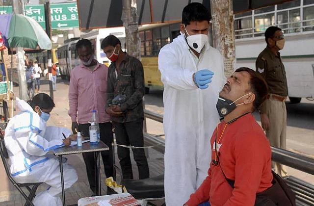 238 new cases of corona virus infection in delhi infection rate 0 31 percent