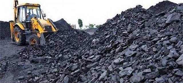 big accident in sonbhadra coal mine debris washed away