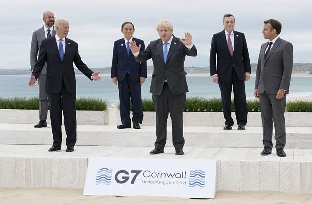 g 7 countries came forward to help poor countries in corona crisis