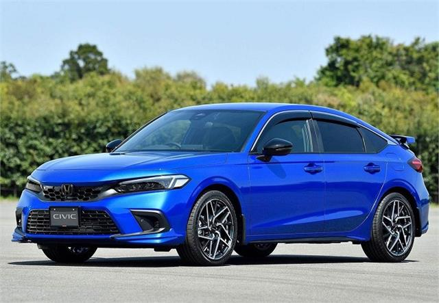how will honda s new civic hatchback be know here