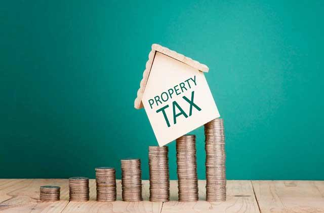 demand to take back property tax from badami bagh residents