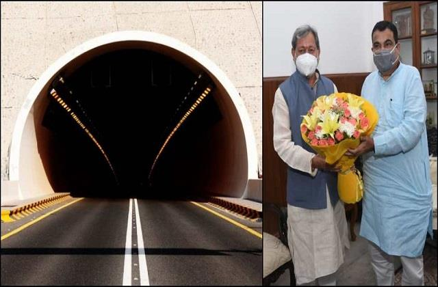 700 crores approved for the construction of 2 lane tunnel