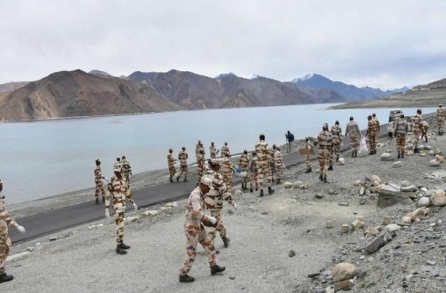 india bluntly to china withdrawal of all troops to reduce tension on lac