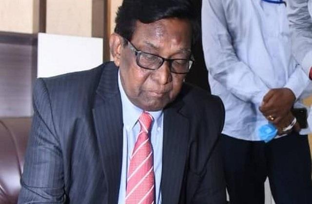 andhra gov entrusted great responsibility to former judge justice kanagaraj