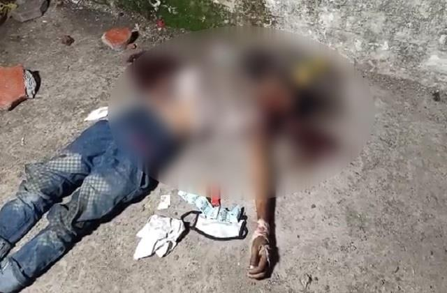 youth murdered right in front of police station
