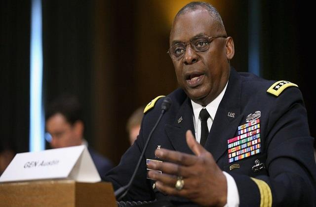 us defense minister issued guidelines to deal with china s challenge