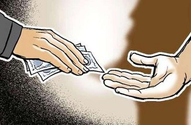 epidemic of corruption   reached dangerous extent in the country