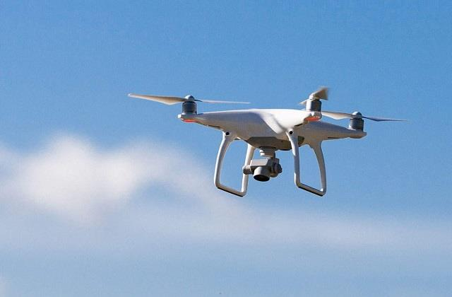 suspicious drones again seen in two districts of jammu division