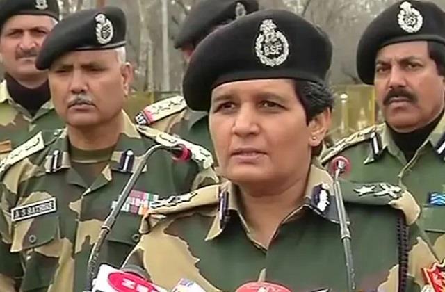 पंजाब फ्रंटियर पर काम करने वाली पहली महिला बनेगी IPS सोनाली मिश्रा