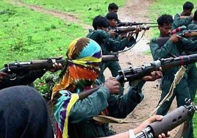eight rewarded naxalites including plfi commander arrested