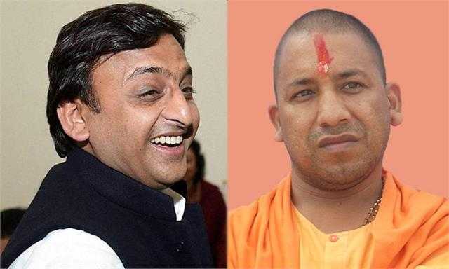 akhilesh s taunt on law and order  chief minister of up has