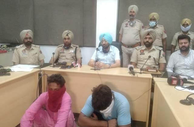 youth killed for breaking mobile two accused arrested