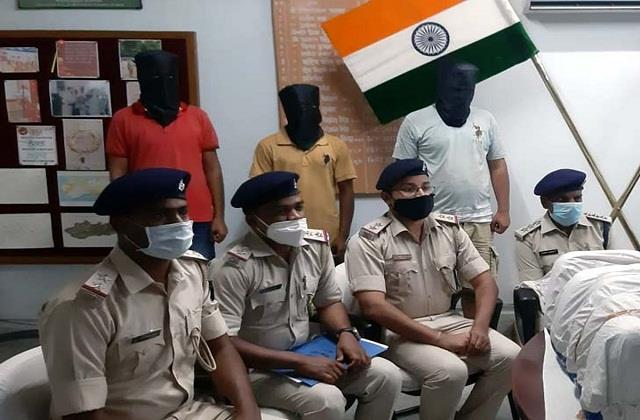 police recovered 40 kg ganja from simdega