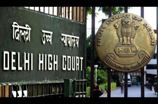 delhi hc seeks response from center on plea challenging new it rules