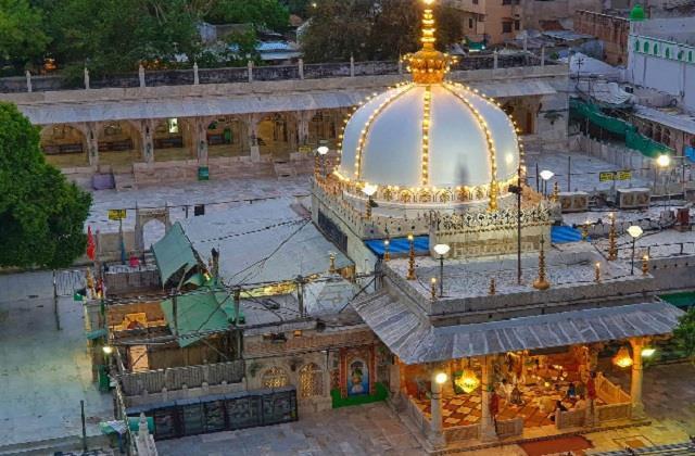 jannati darwaza will open on eid in ajmer dargah
