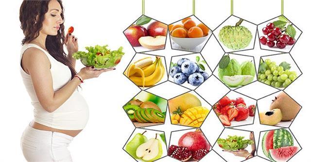 हेल्दी बच्चे के लिए गर्भवती महिलाएं इन फलों और सब्जियों को डाइट में जरूर करे शामिल