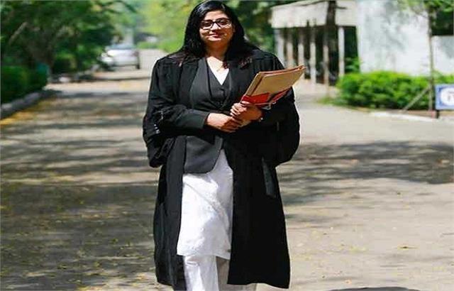 seema kushwaha who came in the headlines to get justice in nirbhaya