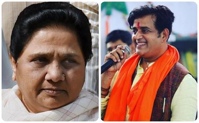 ravi kishan says brahmin community will not fall in mayawati s trap