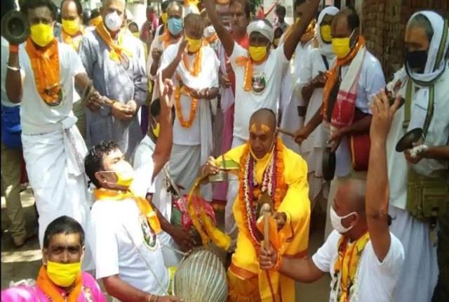 preparations complete for guru purnima festival